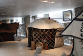 Messner Mountain Museum (MMM) w Brunico